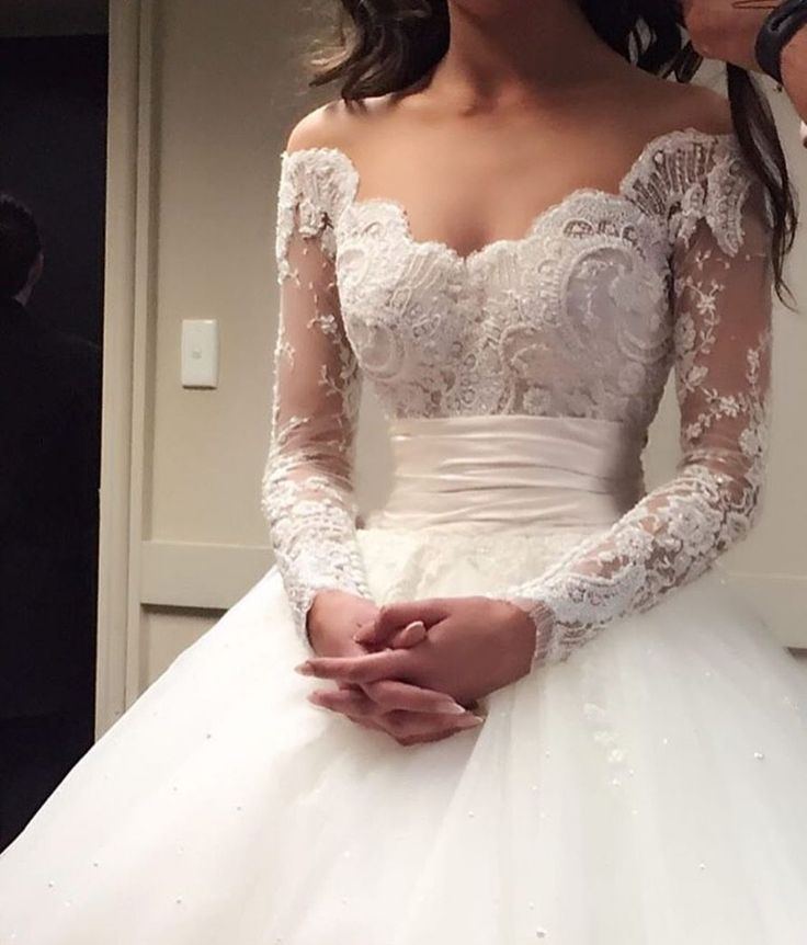 Only best 25 ideas about fitted wedding dresses on for Beautiful fitted wedding dresses