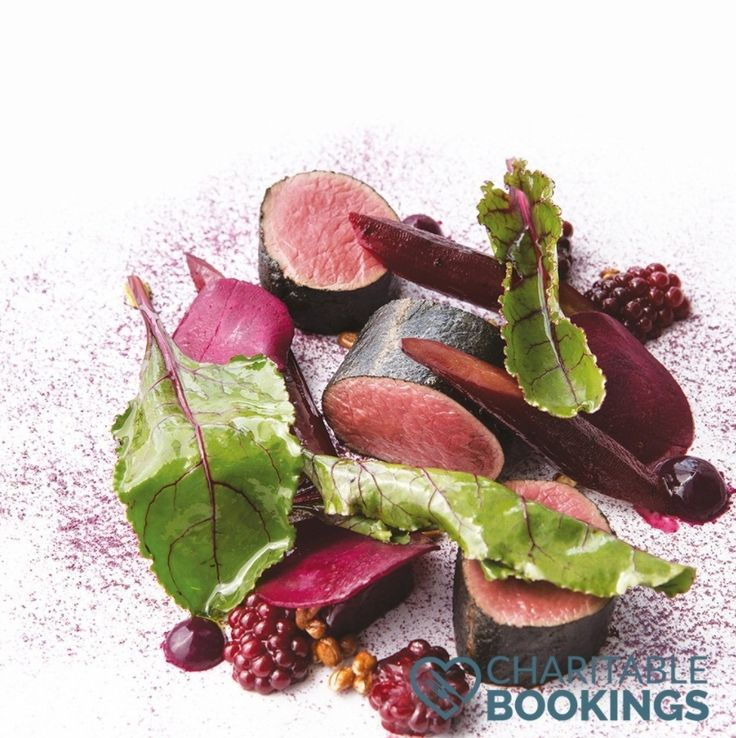 This beautiful dish by Paul Welburn is perfect for getting into the festive season. Download our app and get the recipe for free today! #foodie