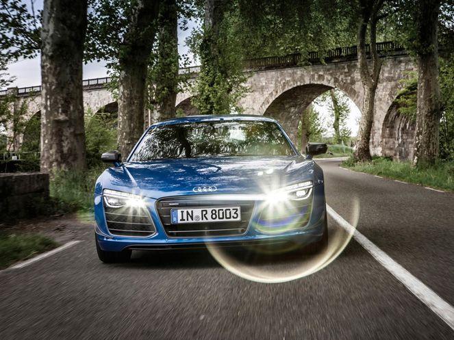 Audi R8 LMX 2015