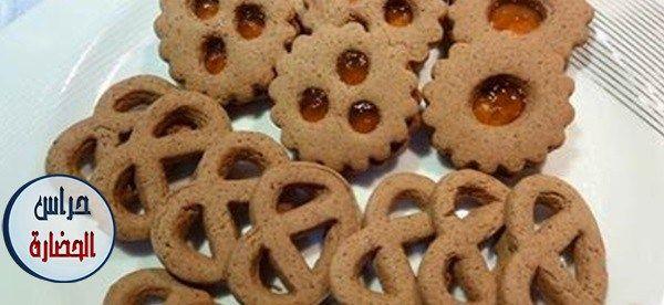 طريقة عمل بسكويت السابليه وتارت سابليه فاخر بالصور والخطوات والفيديو سيفجردز وصفات مطبخ Recipe Food Desserts Biscuits