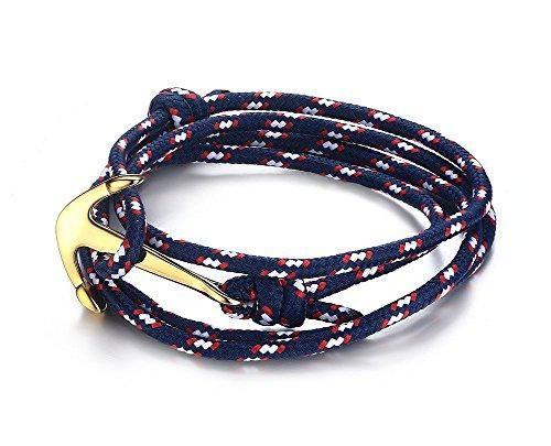 bracelet gourmette; bracelet marine; bracelet ancre; bracelet pas cher; bracelet pas cher, bracelet homme, bracelet femme