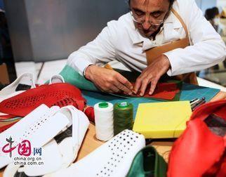 Обувь производство италия карта