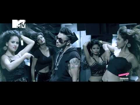 Panasonic Mobile MTV Spoken Word presents Swag Mera Desi - Raftaar feat Manj Musik - YouTube