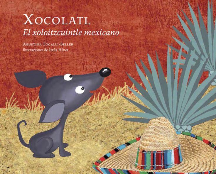 Reseña: Xocolatl, el xoloitzcuintle mexicano, por @MamiTales