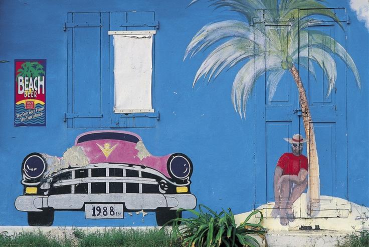Saint Marteen, Antillas, Caribe