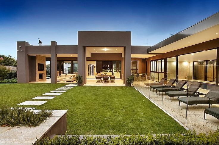 Luxuriuos Borell Street Residence by Bagnato Architects