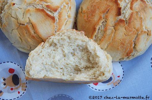 Petits pains tigrés – Marmotte cuisine !