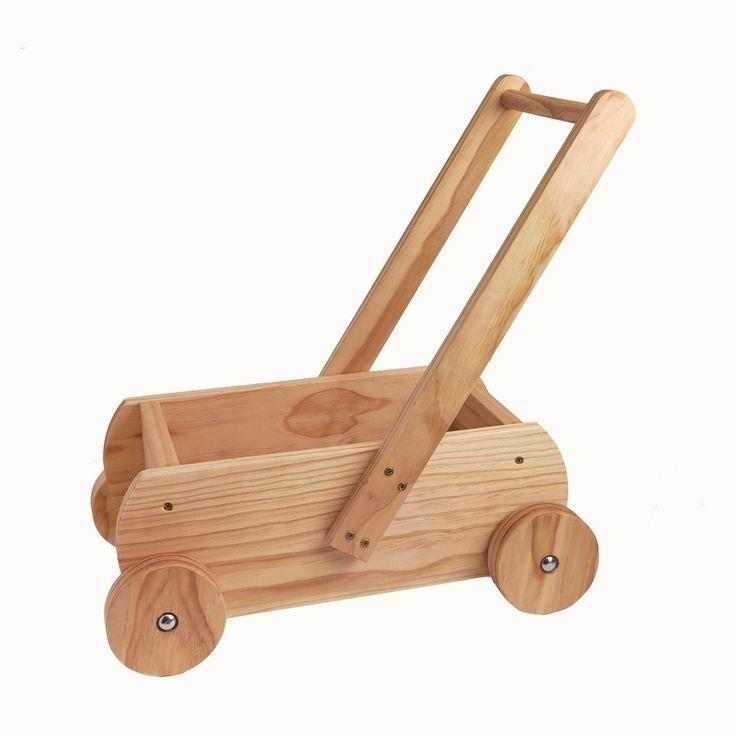 Wooden Trolley $89.95