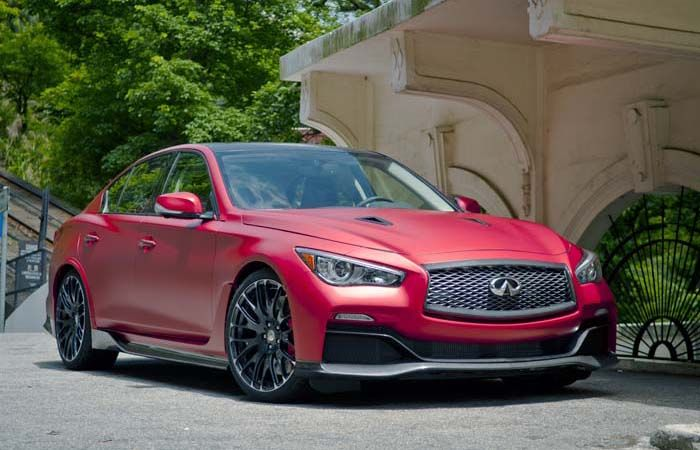 Luxurious 2019 Infiniti Q50 with Impressive Improvement