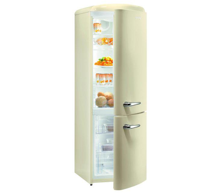 GORENJE RK60359OC Fridge Freezer - Cream