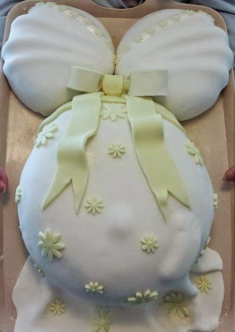 .: Baby Bump Cake