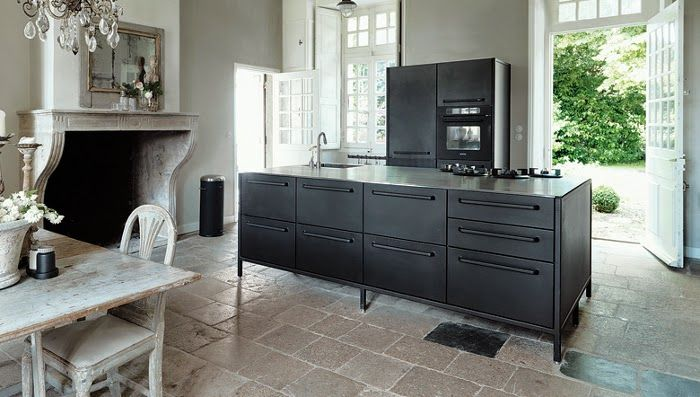 Trude And Peter 39 S Castle Nantes Vipp Kitchen Interiors K Pinterest Nantes Castles And