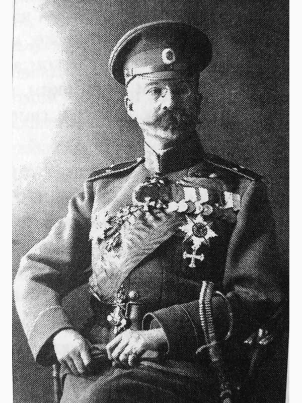 The commander of the Eastern army who took Finland to the Bolsheviks of the Vyborg Lestrem Ernest Lavrent'evich. He Graduated From The Finnish cadet corps (1885). Service entered 30.08.1883. Corps released подпоручи4 kom (article 07.08.1885) in л4гв Semenovskiy regiment (07.08.1885), which served 25. The Lieutenant (V. 07.08.1889). He graduated from The officers ' infantry school (1892). 18 Dec 1914 — major-General for distinguished service. 7 Feb 1917 — the brigade Commander of the 3rd