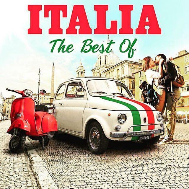☝☉ #italiasempre #fiat500 #vespa #amore #rome