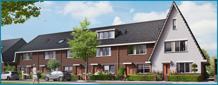 #Elst - Het Hart van Vierslag - Bij deze #gezinswoningen heeft u veel ruimte om de woning naar eigen wensen aan te passen. #bouwfonds #nieuwbouw #groenwonen