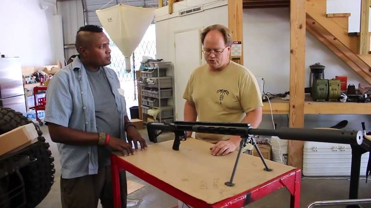 SHTF 50 BMG Rifle Upper Safety Harbor Firearms with Hank Strange & Peter Palma