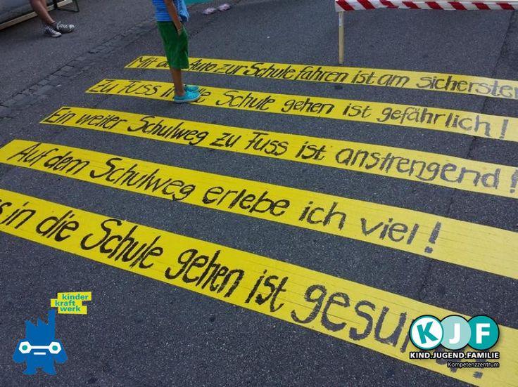 Angebote | KinderKraftWerk  Children's participation in urban development from school