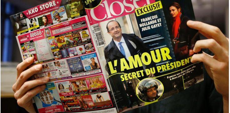 Hollande - Gayet : comment le paparazzi les a traqués