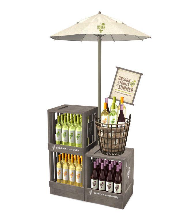 Summer-Ready Wine Merchandising                                                                                                                                                                                 More