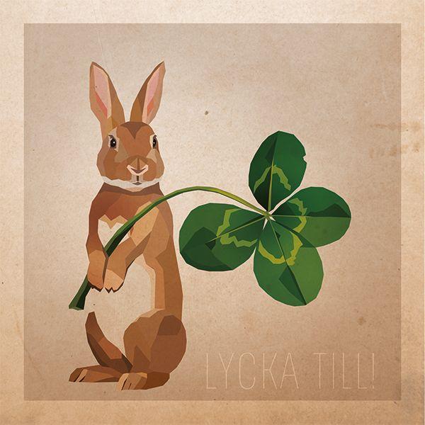 Lycka till via Kort och posters. Click on the image to see more!