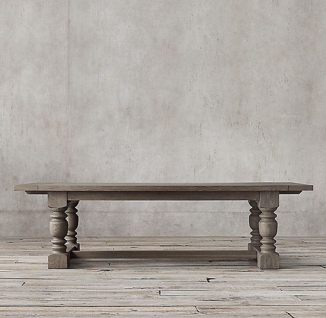 23+ 1930s french farmhouse rectangular extension dining table best