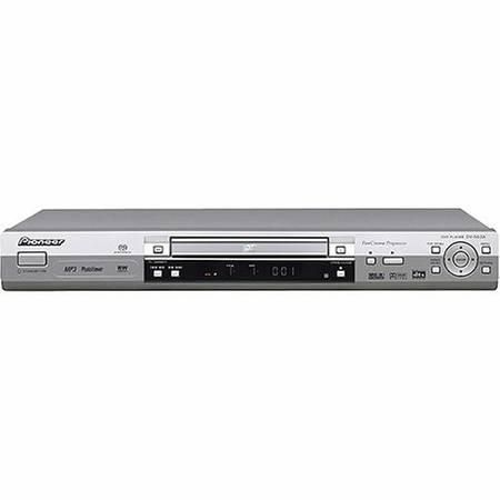 Pioneer DV-578A-S Regions 1 & 2 DVD/CD Player: Pioneer DV-578A-S Regions 1 & 2 DVD/CD Player with DVD-Audio / SACD Media player compatible…