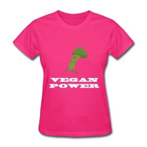 Vegan Power - Running! T-Shirts