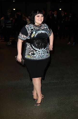 Beth Ditto Fashion, Nice dresses