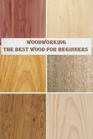 Woodworking: The Best Wood For Beginners  - check more here…