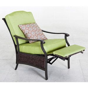 Better Homes And Gardens Providence Outdoor Recliner. Pool ChairsPatio ...