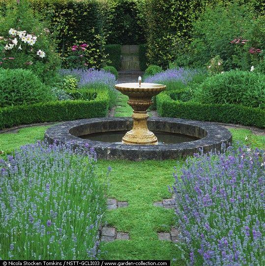 Focal point in the garden!