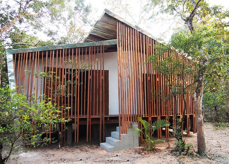Community-designed eco-lodge saves wildlife in Cambodia | Inhabitat - Sustainable Design Innovation, Eco Architecture, Green Building