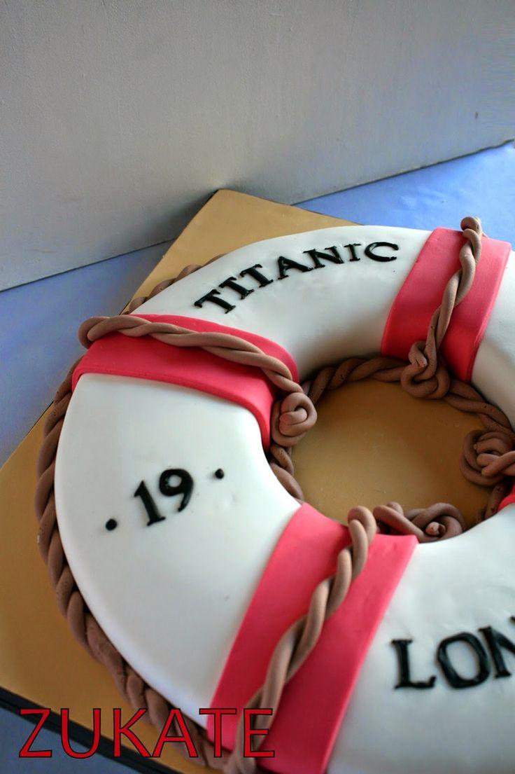 Torta Titanic