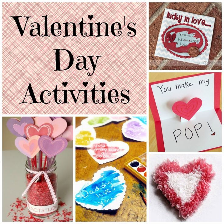 valentine's day activities and ideas | activities, frugal living, Ideas