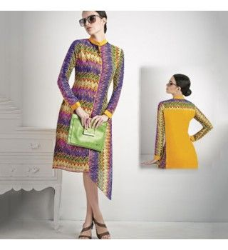 Our fashion collection features the latest trendy Kurtis specially designed for style and comfort.  Browse the collection and check out the low prices.  #kurtis #ladieskurta #longkurtis