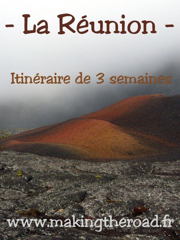 Voyage combiné Île de la Réunion et Île Maurice - conseils et itinéraire, randonnées, plages, cascades , volcans et plongées - voir l'article pour plus d'informations