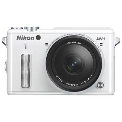 Nikon 1 AW1 Waterproof / Shockproof 14MP Mirrorless Camera With 11-27.5mm Lens Kit - White : Mirrorless Camera Kits - Best Buy Canada $800
