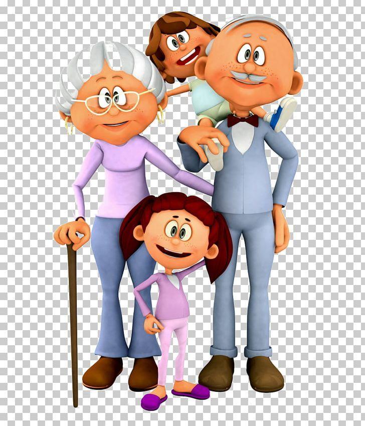 National Grandparents Day Grandfather Png Boy Cartoon Child Conversation Divorce Nonni Immagini Animali