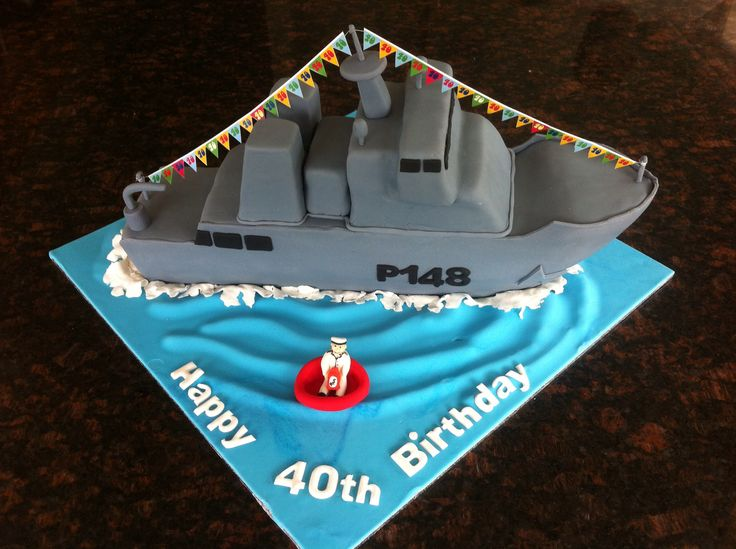 17 Best images about Navy cakes on Pinterest Birthday ...