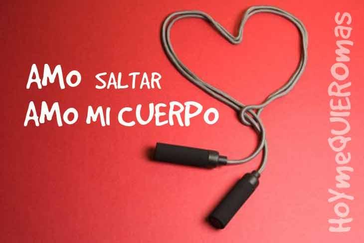 HOY ME QUIERO MAS: SALTA SIN PARAR