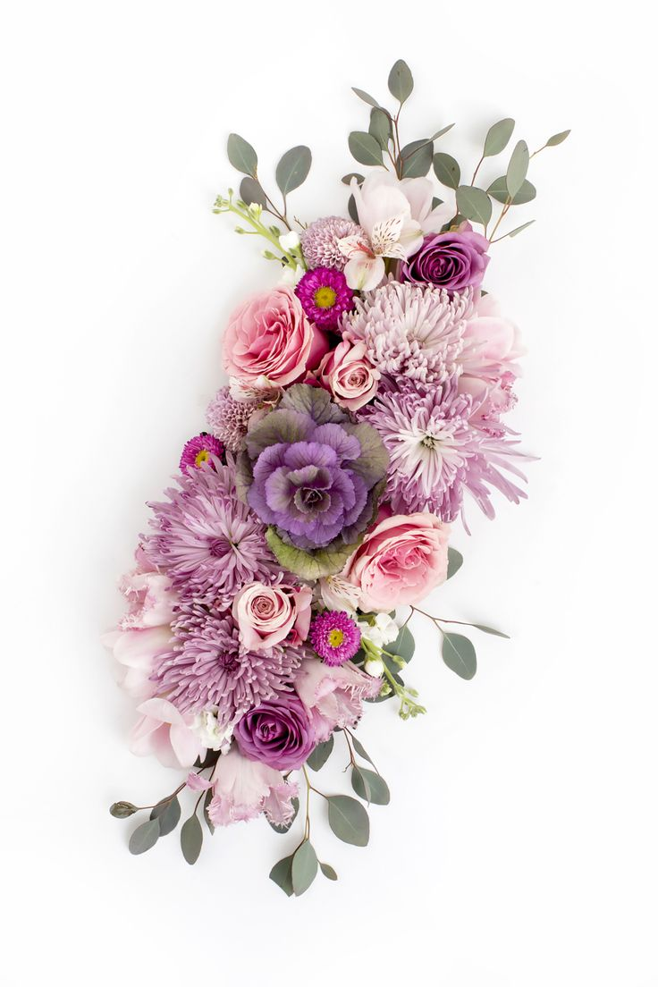 Purple and pink color story. Product Styling and Photography by Shay Cochrane.