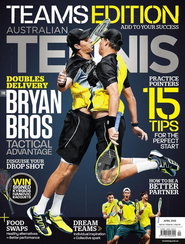 #ClippedOnIssuu from Australian Tennis Magazine - April 2014