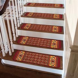 Oriental Rug Stair Treads | Top Rated Furniture & Decor | Brylanehome