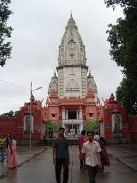 new vishwanath temple at banaras hindu university
