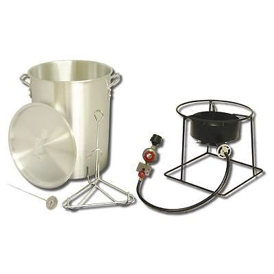 Other Outdoor Cooking and Eating 159926: 38,000 Btu Propane Gas Outdoor Turkey Fryer, 29 Qt. Pot And Battery Operated Timer -> BUY IT NOW ONLY: $60 on eBay!