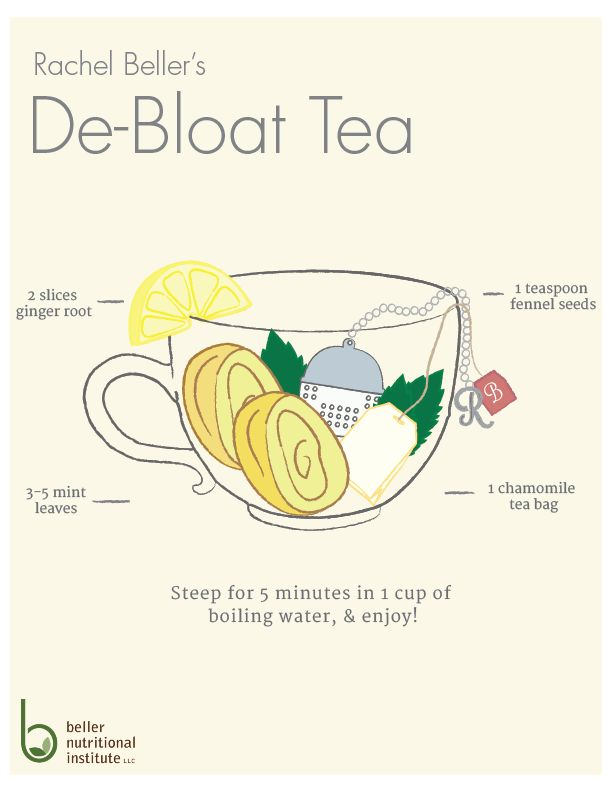 Wanna rock a flat tummy?  Check out my de-bloat tea trick of the trade.  #detox http://www.bellernutritionalinstitute.com/blog/de-bloat-tea