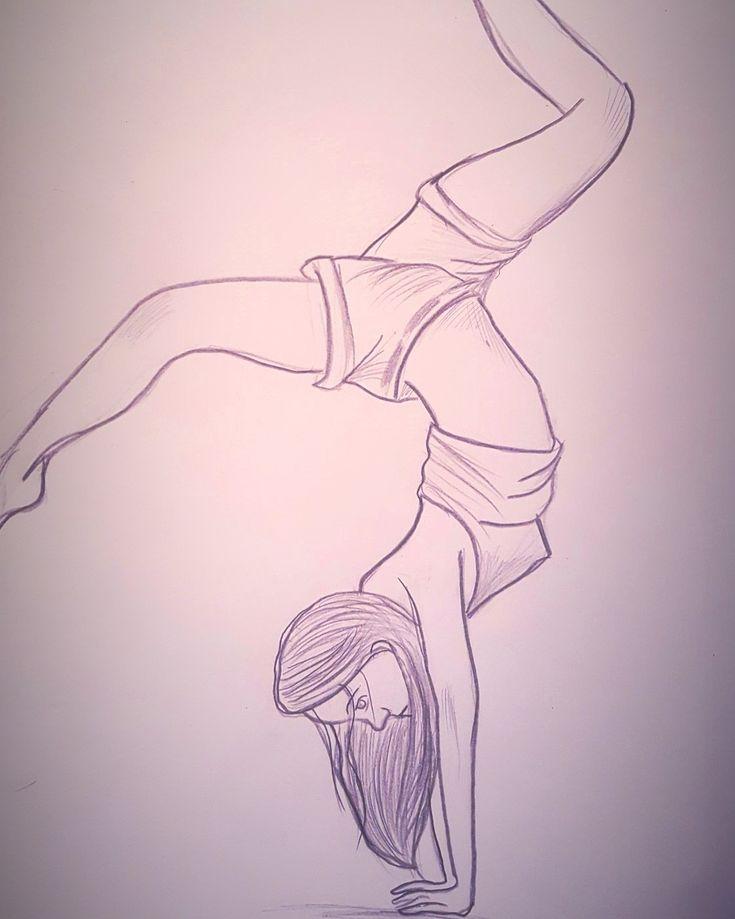 Картинки срисовка стиле танцы