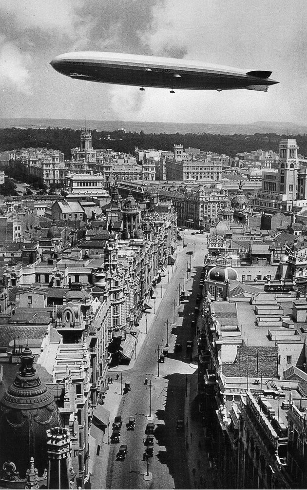 Gran Vía (1930) - Madrid (Spain)