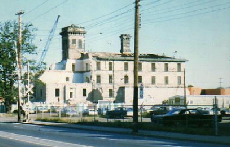 Old Barton St Jail Hamilton Bygone Days Pinterest