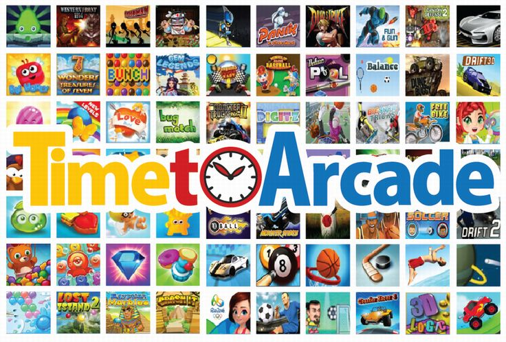 Our site is a games portal with a wide selection of online games to play at your leisure.We add new games and a gaming related blog post weekly. Click on the image to visit out site...